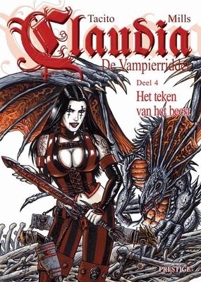 Claudia, de vampierridder 04. het teken van het beest