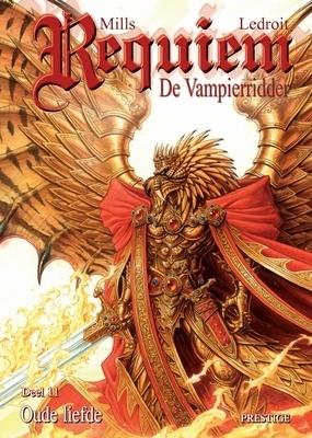 Requiem, de vampierridder 11. oude liefde