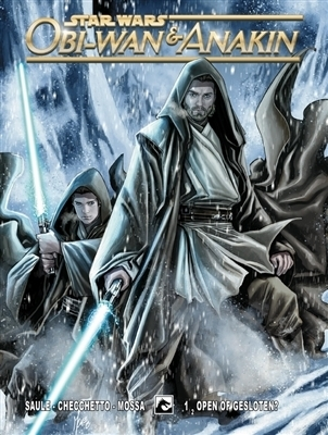 Star wars: obi-wan & anakin 01. open of gesloten? 1/2
