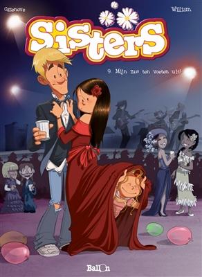 Sisters 09. mijn zus ten voeten uit !