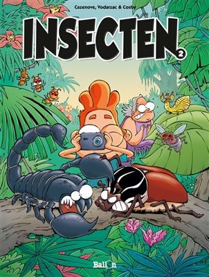 Insecten 02. deel 2