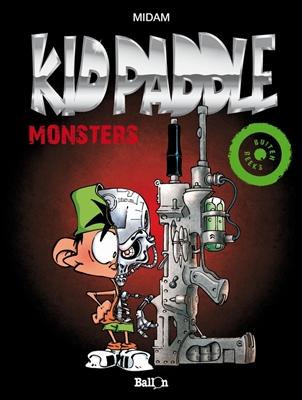 Kid paddle buitenreeks 01. monsters