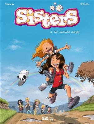 Sisters 10. een overdosis energie (herdruk)