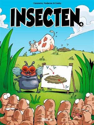 Insecten 04. deel 4
