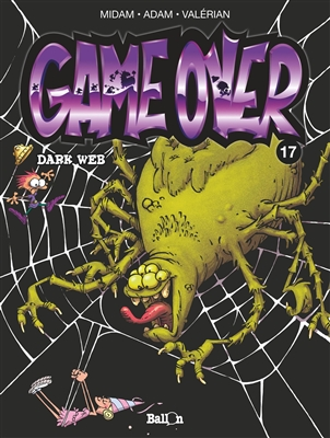Game over 17. dark web