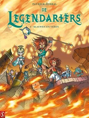 Legendariërs 08. klauwen en veren