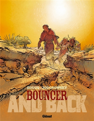 Bouncer Hc09. and back