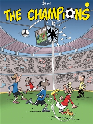 Champions 07. gürsel