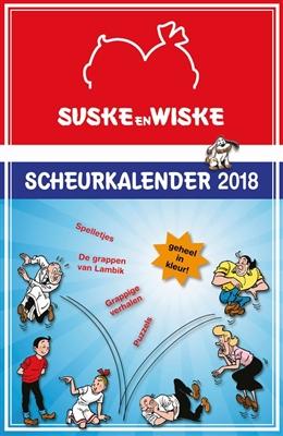 Suske en wiske scheurkalender 2018. suske en wiske scheurkalender 2018
