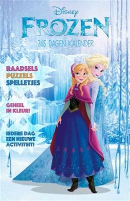 Frozen scheurkalender 2018. frozen scheurkalender 2018
