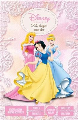 Prinsessen scheurkalender 2018. prinsessen scheurkalender