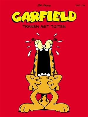 Garfield album 134. tranen met tuiten