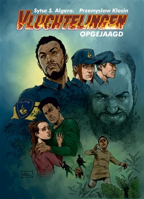 Vluchtelingen 01. opgejaagd