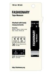 Fashionary measure tape