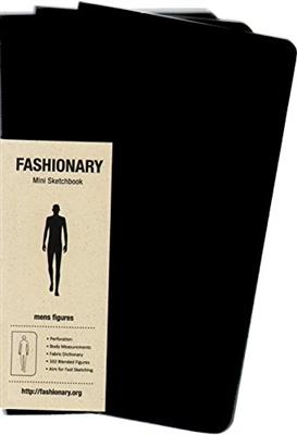 Fashionary mens mini (set of 3)