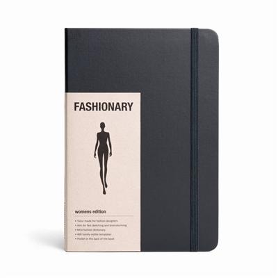Fashionary womens sketchbook a5