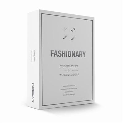 Fashionary essential boxset white