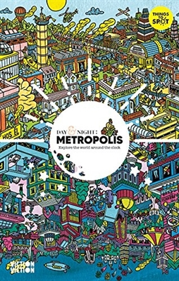 Day & night: metropolis