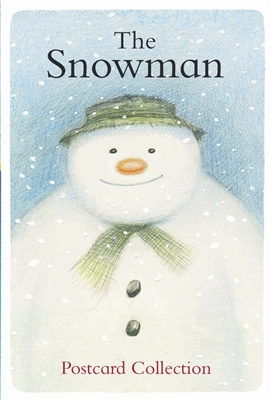 Postcards from the snowman and the snowdog: 50 postcards in box