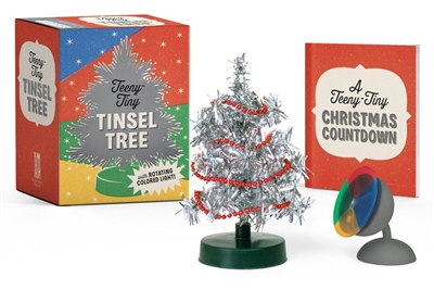 Teeny-tiny tinsel tree