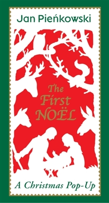 First noel: a christmas pop-up book