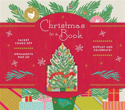 Christmas in a book (uplifting editions)